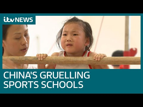 Inside China's gruelling sports schools