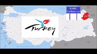 Turkey/Kars (Ani to Kars)  Part 5