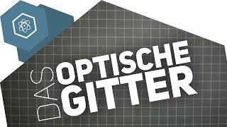 Das optische Gitter (Doppelspaltexperiment)