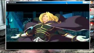 Intro The King of Fighters 2005 Mugen.avi