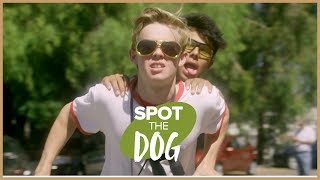 "SPOT THE DOG | Tanner Fox in ""Howard"" 