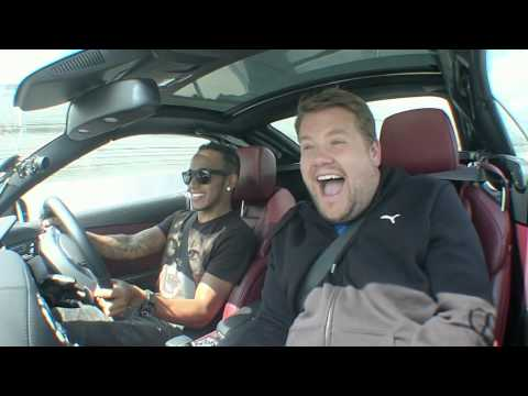 Lewis Hamilton Gives Fastest Ever Interview Outtakes