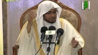 قصة جريج العبد الصالح من بني اسرائيل - الشيخ صالح المغامسي