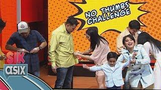 Ayu Ting Ting dan Raffi Hampir Aja Menang Di Games Pakai Baju Tanpa Jempol Ini  - Sik Asix (18/11)