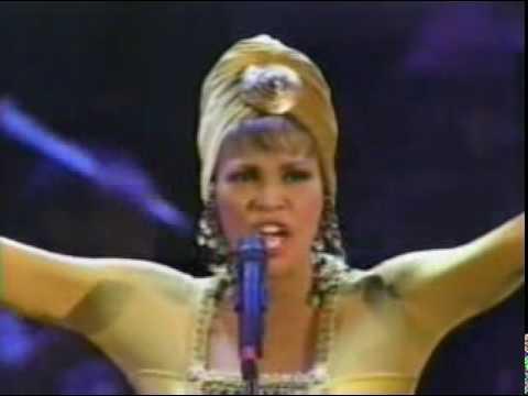Whitney Houston I have nothing South Africa 1994