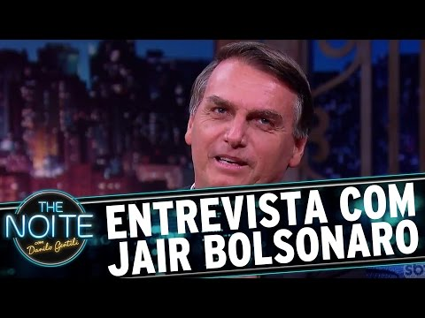 Xxx Mp4 Entrevista Com Jair Bolsonaro The Noite 20 03 17 3gp Sex