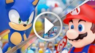 ¡CORRE GORDO CORRE!! | Mario & Sonic En Los Juegos Olímpicos