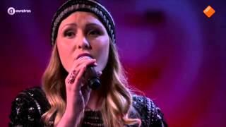 Cover Mag ik dan bij jou, Claudia de Breij gezongen door Lisanne Spaander & Jeroen van der Boom 2015