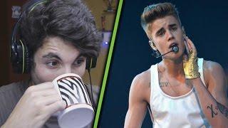 Justin Bieber | REAL VOZ (SIN AUTO-TUNE) Reacción