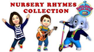 Best Nursery Rhymes Collection | Wheels On The Bus Rhymes Songs for Children | Mum Mum TV
