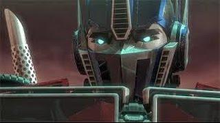 Optimus Prime-(Skillet)Monster-Video Song