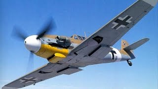 Me 109 Vs. P-51 Mustang-Which was Better? (Videos)