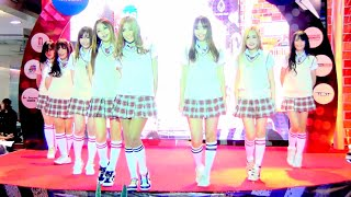 150814 Melody cover SNSD - Into The New World @N MARK THE BATTLE STAGE DANCE 2015 (Audition)