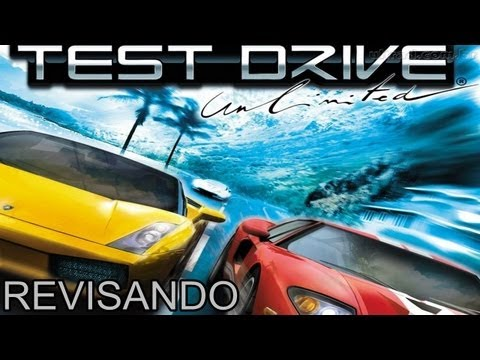 Revisando jogos de PS2 Test Drive Unlimited