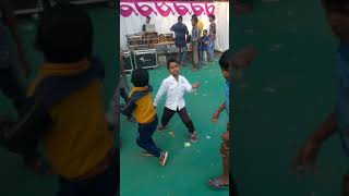 BHarat. Machhi.son aarav 1st dance video.