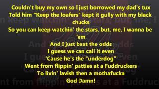 Machine Gun Kelly On My Way Lyrics