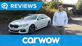 BMW 7 Series 2017 review | Mat Watson Reviews