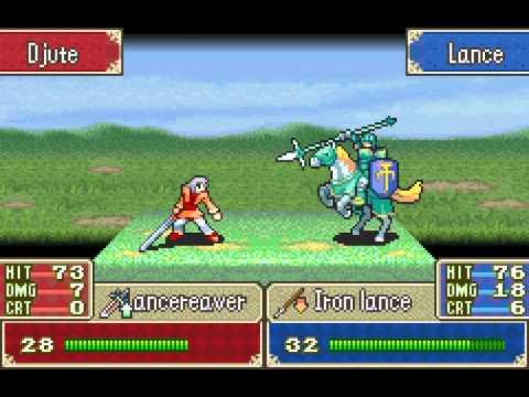 Fire Emblem 6 The Binding Blade Chapter 18