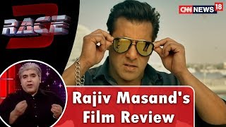 Race 3 Movie Review by Rajeev Masand   CNN News18