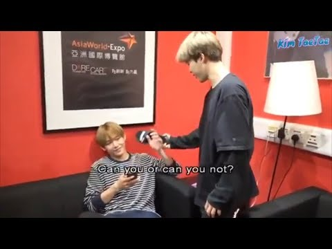 BTS (방탄소년단) never stop bullying each other