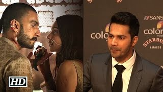 Varun Dhawan's Comment On Bajirao Mastani Collection – A Must Watch