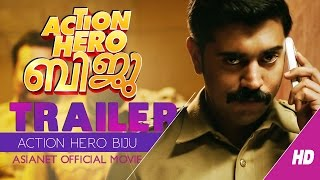 Action Hero Biju Official Trailer HD ll Action Hero Biju ll Nivin pauly ll Anu Emmanuel