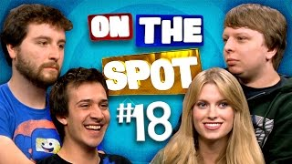 On The Spot: Ep. 18 - The Bleach Cam | Rooster Teeth
