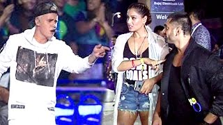 Bipasha Basu Forced To Leave Justin Bieber