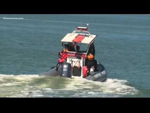 Xxx Mp4 2 Bodies Found After Boaters Go Missing In James River 3gp Sex