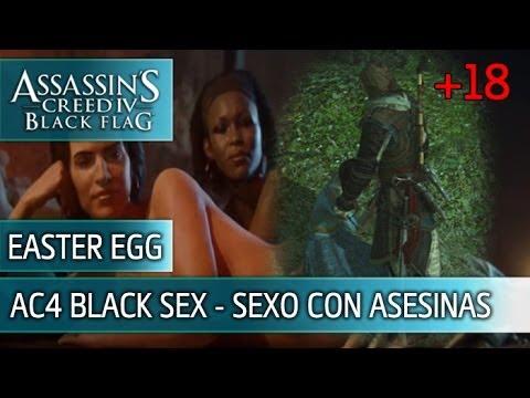 Xxx Mp4 Assassin S Creed 4 Black SEX Easter Egg Sexo Con Asesinas 18 3gp Sex