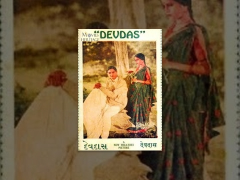 DEVDAS (1935) Full Movie | Classic Hindi Films by MOVIES HERITAGE