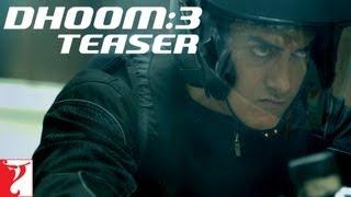 DHOOM:3 TEASER (English Subtitles) - Aamir Khan | Abhishek Bachchan | Katrina Kaif | Uday Chopra