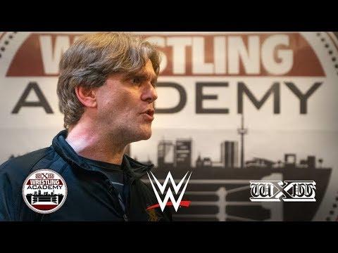 Xxx Mp4 WWE Training Day Bei WXw Wrestling Academy In Deutschland DE 3gp Sex