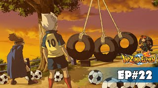 Inazuma Eleven - Episode 22 - GO BEYOND THE GOD HAND!