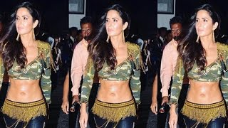 Katrina Kaif Flaunts Her Toned Abs During IPL 2016 Opening Ceremony!