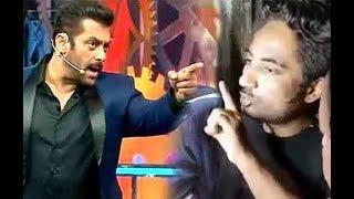 "Zubair Khan to Salman Khan ""Teri Aukaat Kya Hai"" कुत्ता है तू"