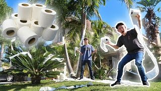 TOILET PAPERING FAZE RUG