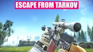 Escape From Tarkov Gun Sounds of All Weapons