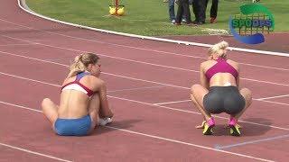 Russian athletics championships   Highlights   ᴴᴰ