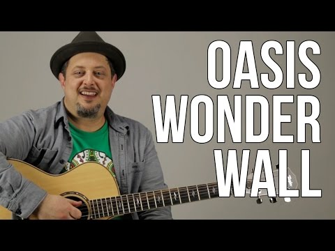 How To Play Oasis - Wonderwall