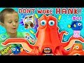 Chase's Corner: FINDING DORY Game - Dont Wake Hank the Octopus (#41) | DOH MUCH FUN
