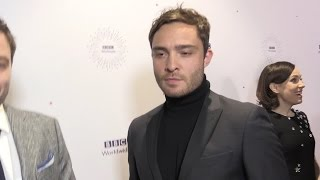 Ed Westwick and Damon Beesley discuss White Gold at the BBC Showcase 2/25/17 [HD]