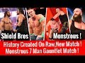 Download Video Download History Created ! 7 Man Gauntlet Match ! New Match At Chamber ! WWE Raw 2/19/18 Highlights 19 Feb 3GP MP4 FLV