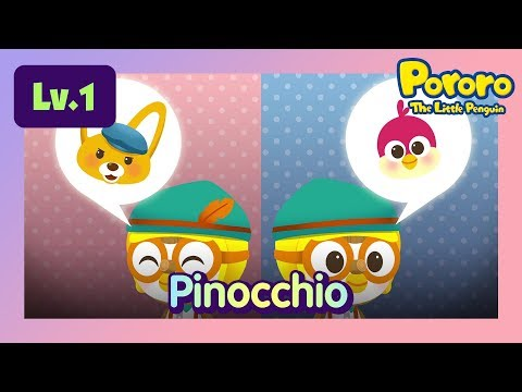 Xxx Mp4 Lv 1 Pinocchio Could Pororo The Pinocchio Become A Real Kid Fairy Tales Pororo 3gp Sex
