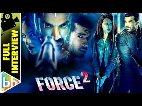 Force 2 | Salman Khan | John Abraham | Sonakshi Sinha | Tahir Raj Bhasin | Full Interview