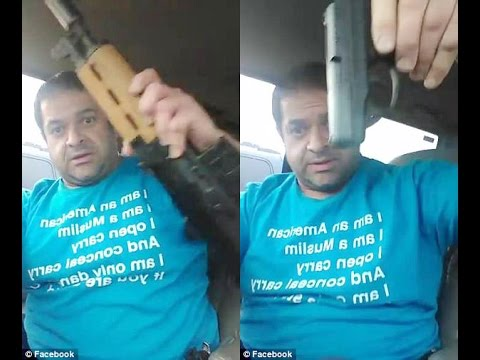 Xxx Mp4 Be Terrified Muslim Films Himself Entering Christian Conference After Showing Off Weapons 3gp Sex