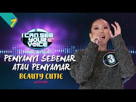 Penyanyi Sebenar Atau Penyamar Beauty Cutie ICSYVMY