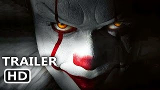 IT Official Trailer (2017) Clown, Horror Movie HD