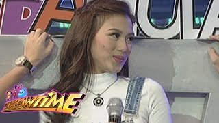 It's Showtime: Alex Gonzaga's dream job