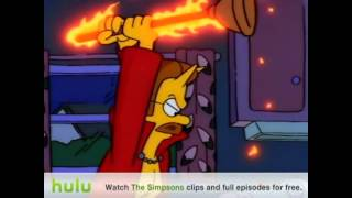 The Simpsons- Donut and the devil